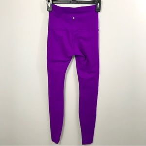 Lululemon High Waist Yoga Athletic Leggings